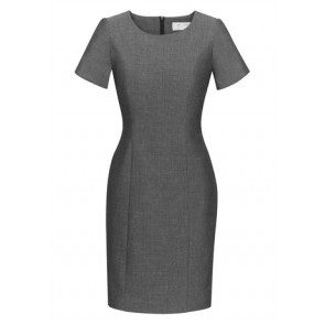 Biz Corporates Ladies Short Sleeve Dress