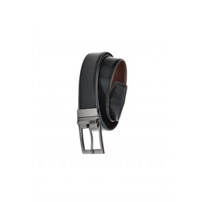 Biz Corporate Mens Leather Reversible Belt