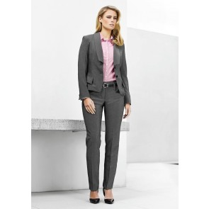 Biz Corporates Ladies Contour Band Pant - Model