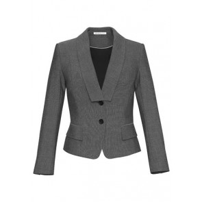 Biz Corporates Women's Cropped Jacket