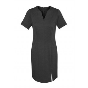 Biz Corporates Ladies Open Neck Dress