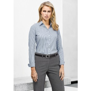 "Biz Corporates Ladies Relax Fit Pant ""Rococo"" Model"