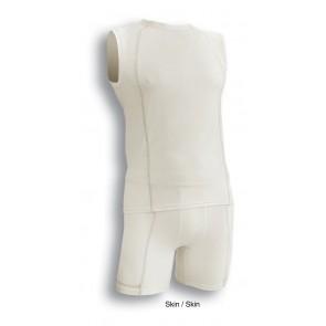 Bocini Mens Compression Wear Cropped Bike Shorts