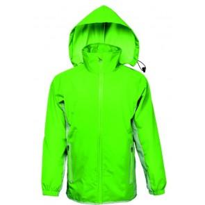 Bocini Unisex Adults Reflective Wet Weather Jacket