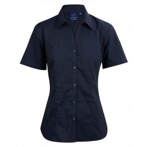 Benchmark Executive Lady Short Sleeve Shirt