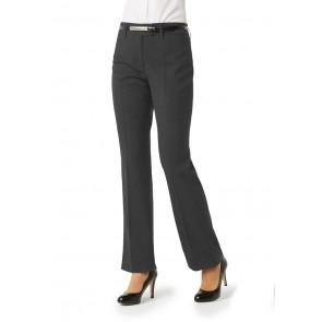 Biz Collection Ladies Classic Flat Front Pant