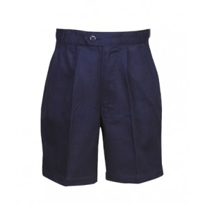 Blue Whale Heavy Drill Shorts