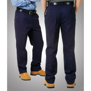 Heavy Drill Budget Trouser - Navy Model