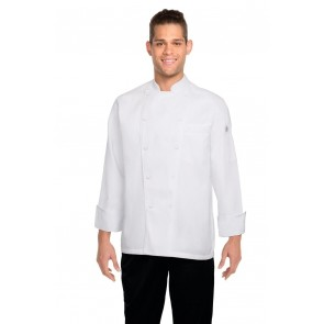 Cambridge White Executive Chef Jacket
