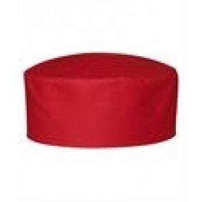 JB's wear Chefs Cap - Red Front