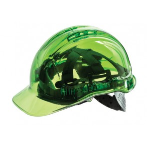 Clearview Vented Hard Hats Terylene Harness Type 2