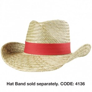 Legend Cowboy Straw Hat
