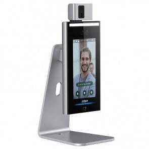 Dahua Temperature Screening Kiosk With Desk Mount