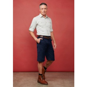 Biz Collection Men's Detroit Short - Regular Model
