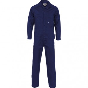 DNC Lightweight Cool-Breeze Cotton Drill Coverall