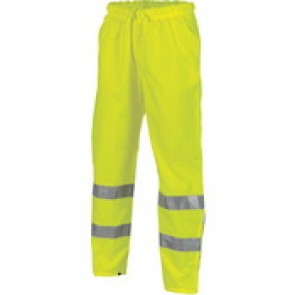 DNC Hi Vis D/N Breathable Rain Pants with 3M R/Tape