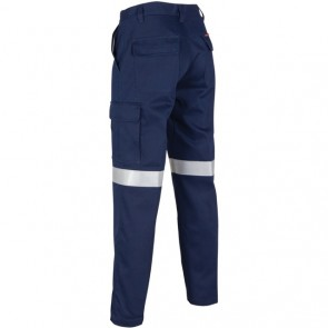DNC Patron Saint® Hi Vis Flame Retardant Cargo Pants with 3M F/R Tape