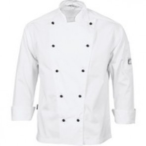 DNC Chefs Three Way Air Flow Long Sleeve Jacket