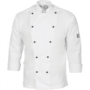 DNC Traditional Chef Long Sleeve Jacket