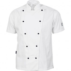 DNC Traditional Chef Short Sleeve Jacket