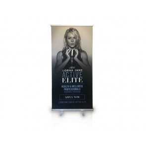 Pull Up Banner – Eco 2.0m x 0.84m - Sample 2