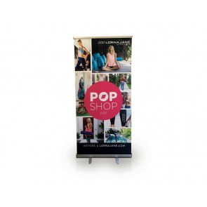 Pull Up Banner – Eco 2.0m x 0.84m