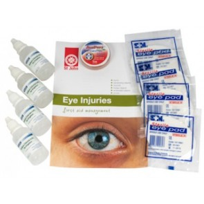 Safe Work Australia Eye Injury Kit