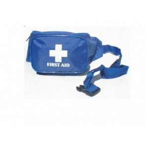 National Code Vehicles Bumbag Case Basic First Aid Kit