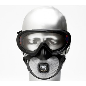 FilterSpec Pro Goggle Mask Combo 1