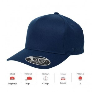 Flexfit A Frame - Navy Cap Key