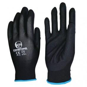 Frontier Black Nitrile Glove