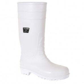 Portwest Safety Food Gumboot S4 WHITE