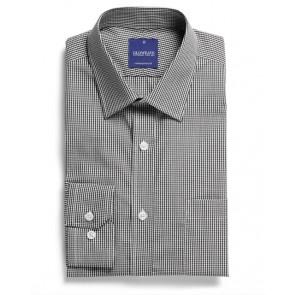 Gloweave Westgarth Mens Gingham Long Sleeve Shirt