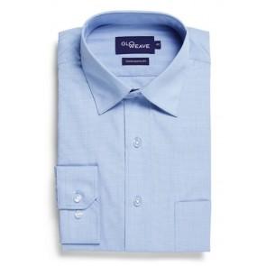 Gloweave Windsor Men's Puppy Tooth Long Sleeve Shirt