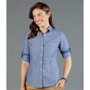 Gloweave Hardware Women's Long Sleeve Shirt - Model