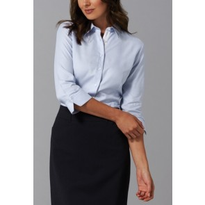 Gloweave Landsdowne Womens Micro Step 3/4 Sleeve Shirt