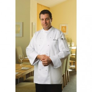 Chef Works Henri White Executive Chef Jacket