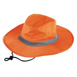 Legend Hi Vis Reflector Safety Hat