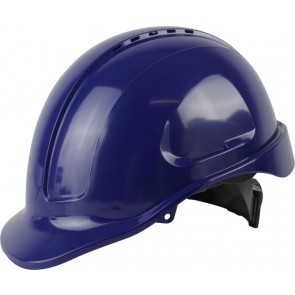 Maxisafe Vented Hard Hat with Ratchet Harness
