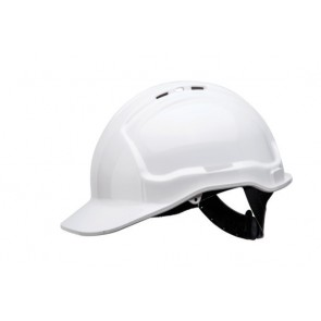 Tuffgard Hard Hat Vented 6 Point Web Suspension with Ratchet Harness Type 1