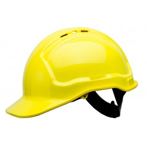Tuffgard Hard Hat Vented with Poly Cradle Harness Type 1