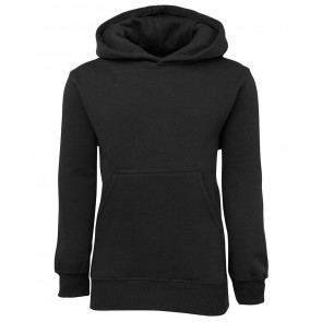 JBs wear Kids Pop Over Hoodie - Black