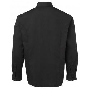 JBs wear Mens Hospitality Shirt (Jacket) Long Sleeve