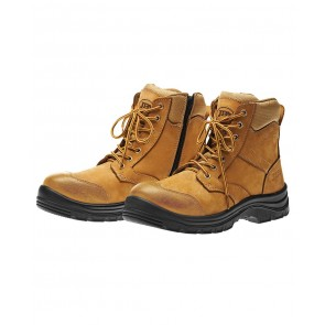 "JB's Wear 5"" Zip Boot - Wheat"