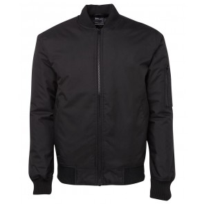 JB's wear Flying Jacket Water Proof 300D - Black
