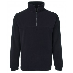 JBs wear Half Zip Polar Fleece - Navy