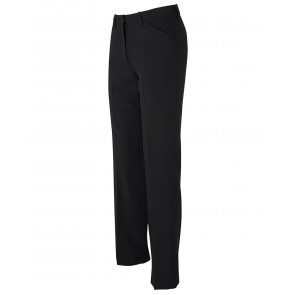 JB's wear Ladies Mechanical Stretch Trouser - Black Side