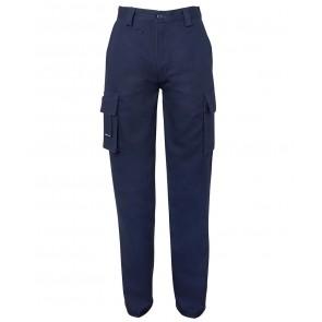 JB's wear Ladies Multi Pocket Pant - Black