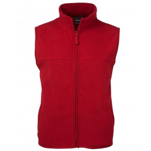 JBs wear Polar Vest - Red