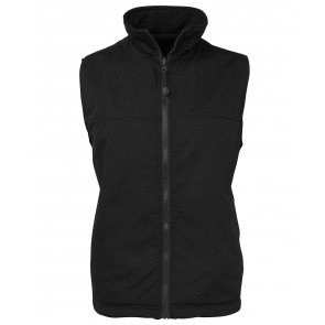 JBs wear Reversible Vest - Black Black